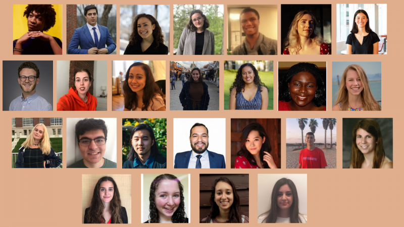 28 Wesleyan students and alumni apply for Fulbright grants