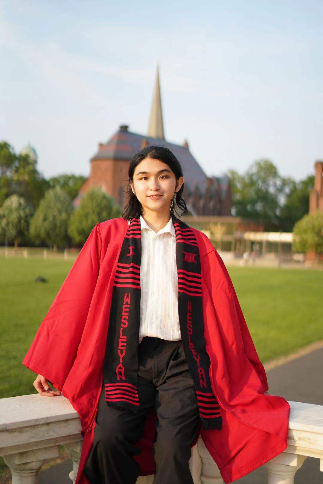 So Long, Farewell: A Chat with Recent Graduate Tianxin Chen '21