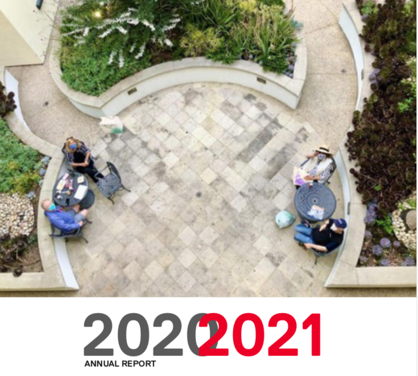 Fries Center for Global Studies 2020-2021 Annual Report